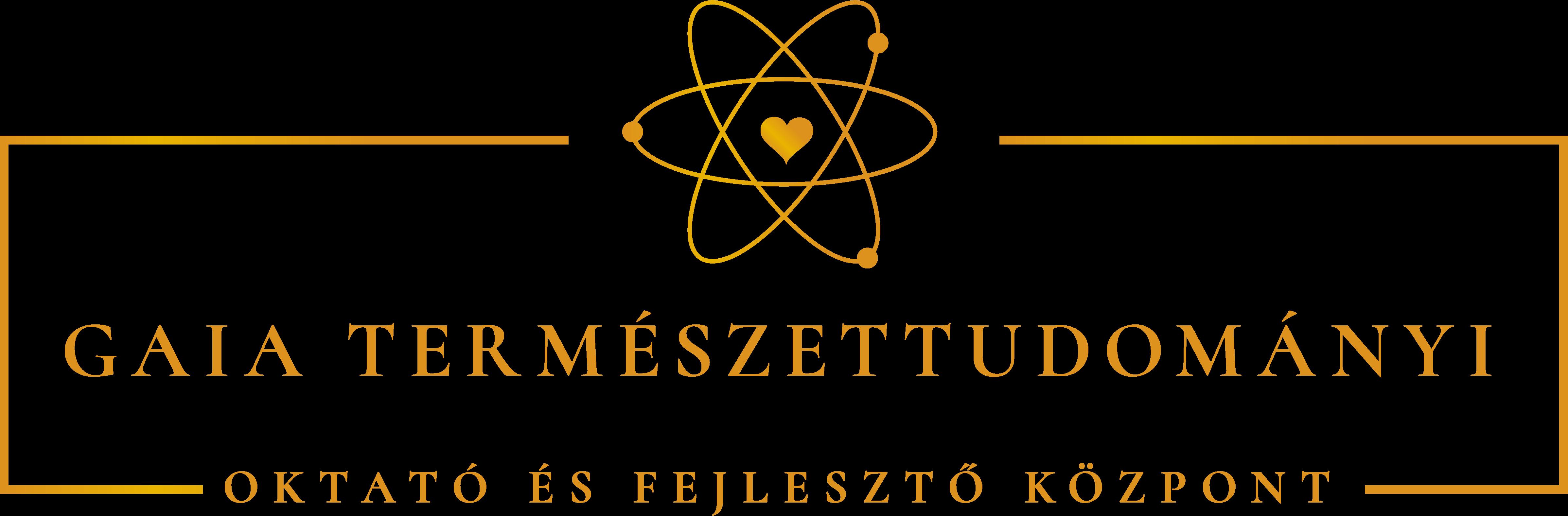 gaia termeszettudomany logo
